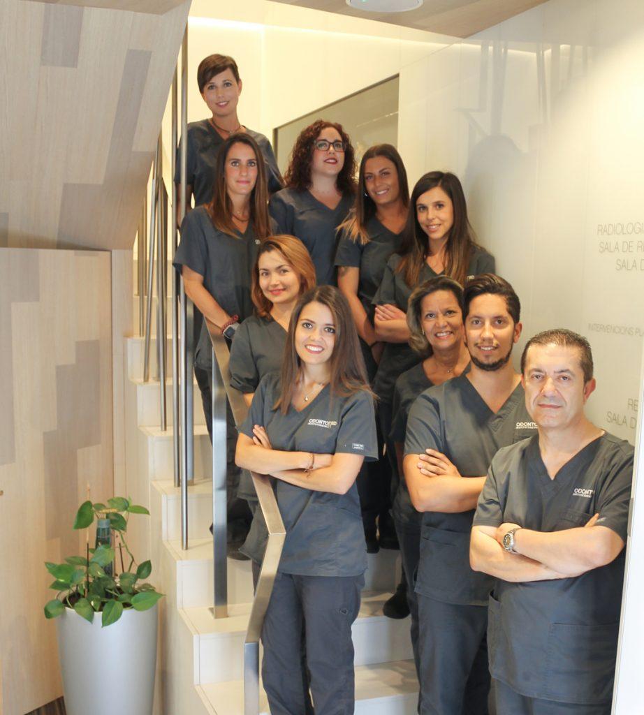 dentista en Terrassa Odontomed
